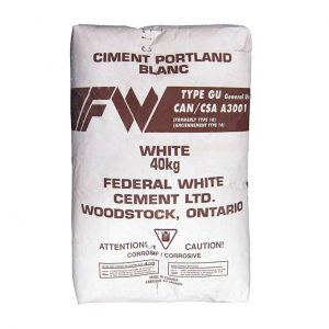 Federal White Cement